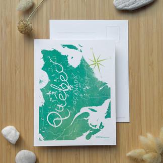 Maps QC Verde ⎪ 2.50 $