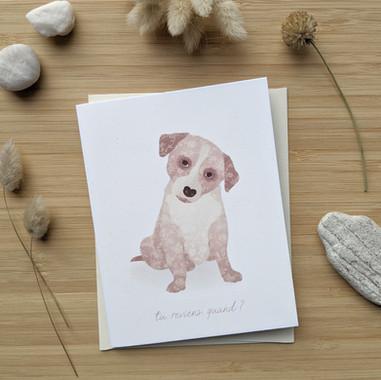 Cute&Cheesy - Chien ⎪ 5.00 $