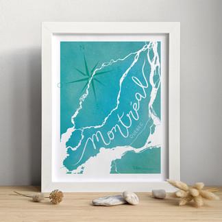 Maps MTL Blau ⎪ 15.00 $ +