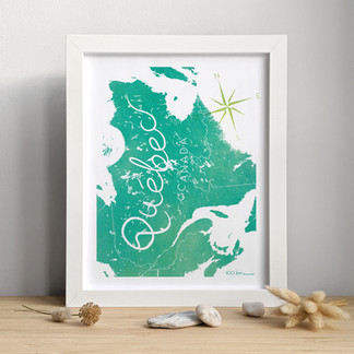 Maps QC Verde ⎪ 15.00 $ +
