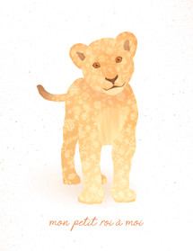 Cute&Cheesy - Le lion