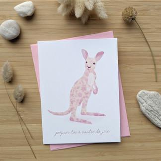Cute&Cheesy - Kangourou ⎪ 5.00 $