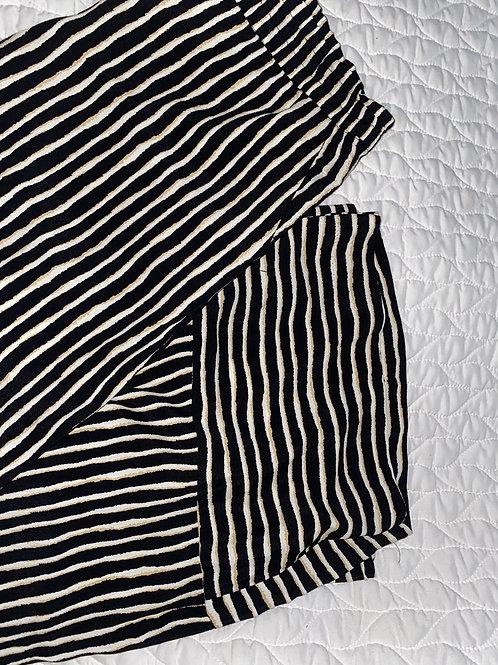 H&M Zebra Pants