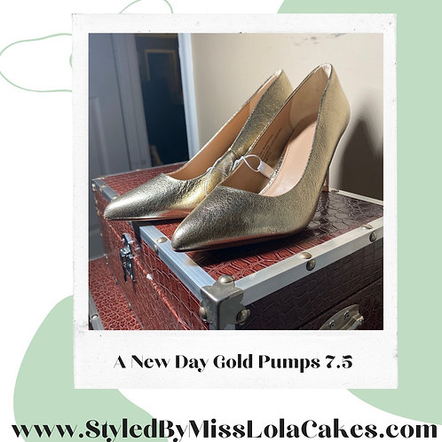 A New Day Pumps