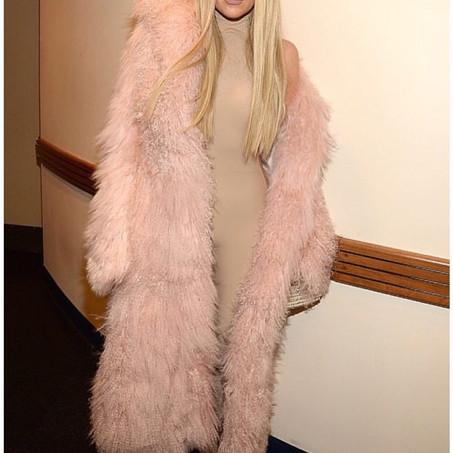 The Kardashians Take On NYFW