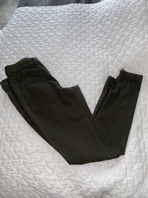 A New Day Green Cargo Pant