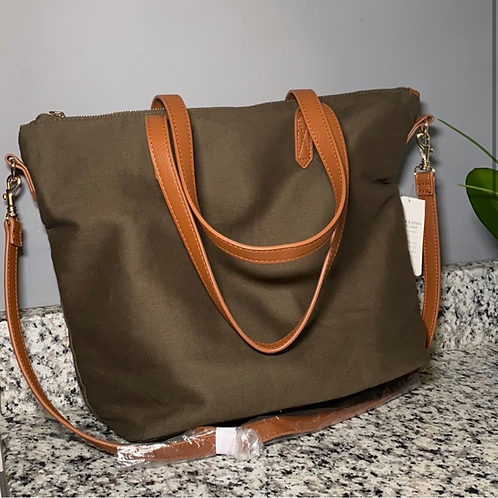 Old Navy Bag with Computer Holder