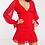 Thumbnail: ASOS Design Rouched Bodice Mini Dress