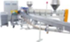 PVC Spiral Suction Discharge Hose Extrusion Machine