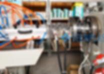 WPC mold and calibrator
