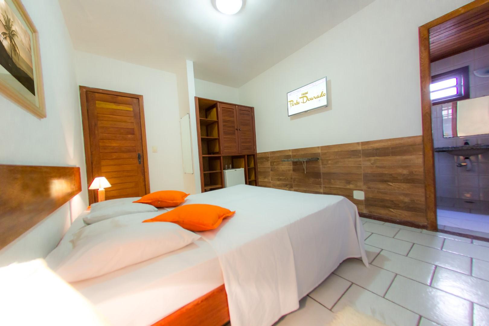 Hotel Porto Dourado, em Porto Seguro