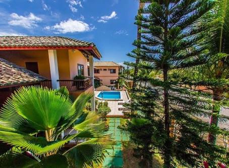 Hotel Porto Dourado - PRAIA DE TAPERAPUAN
