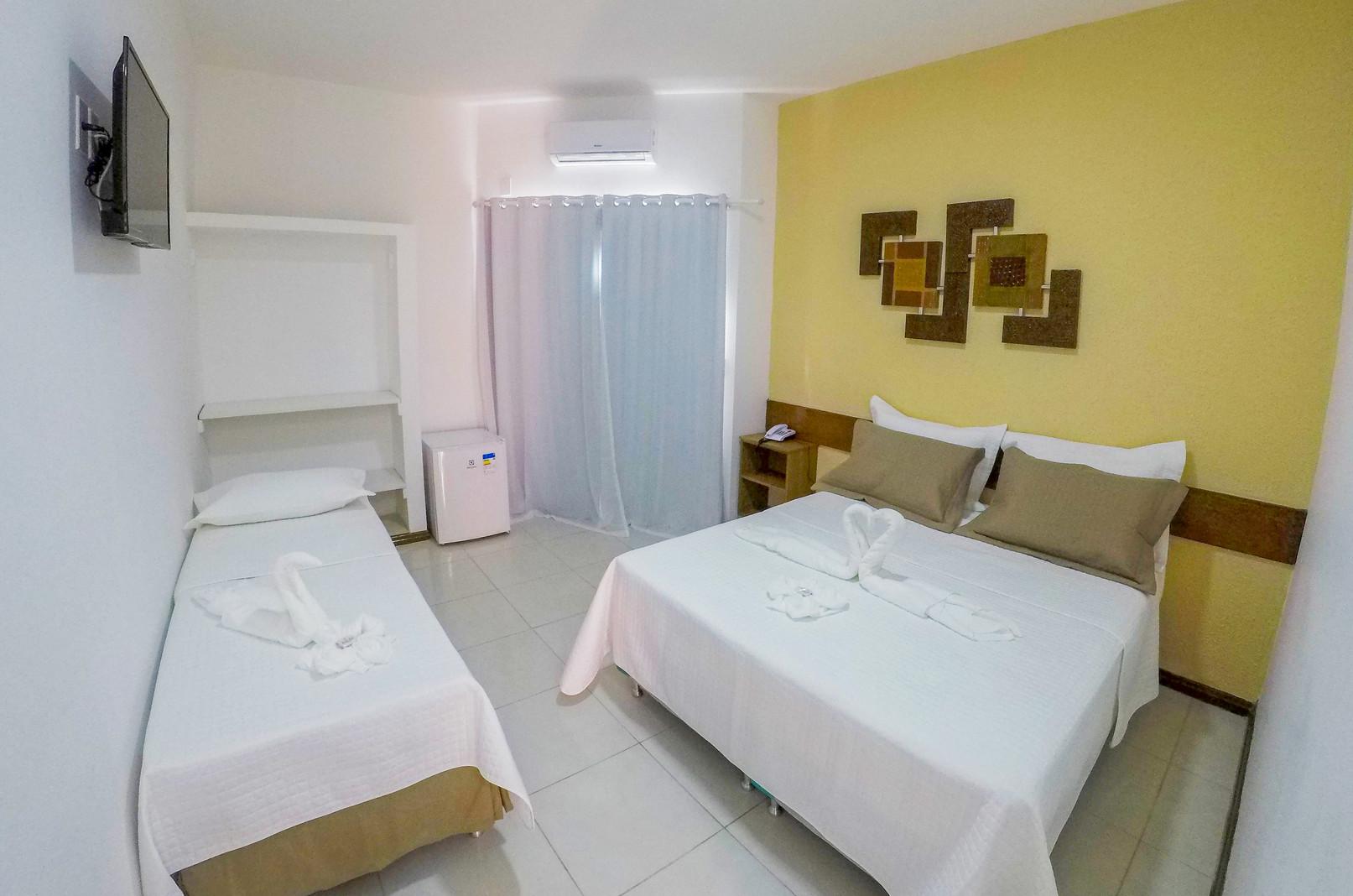 Quarto - Bem Bahia Hotel