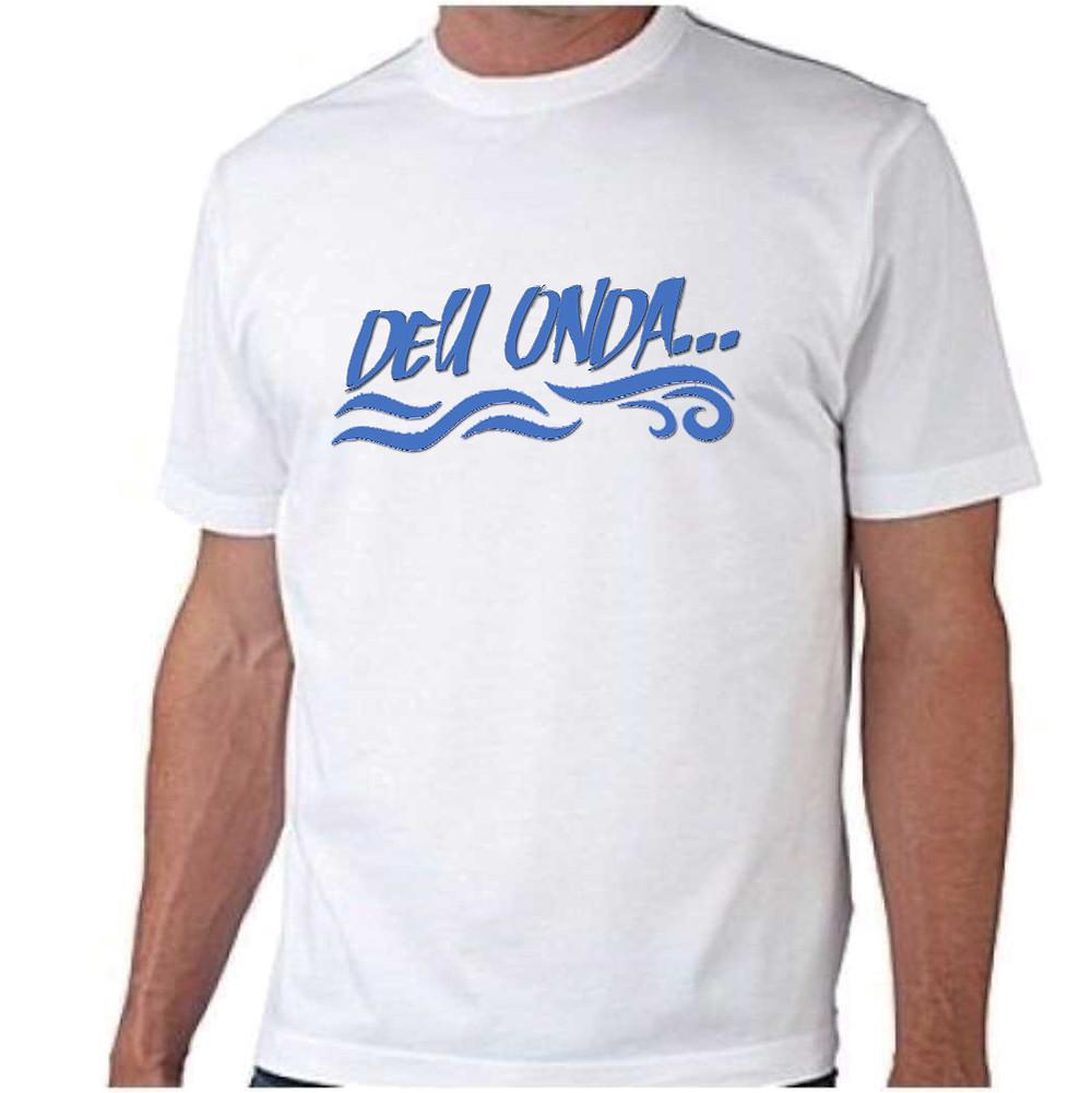 Esta e outras camisas com dezenas de estampas. clique no link: www.abadah.com.br