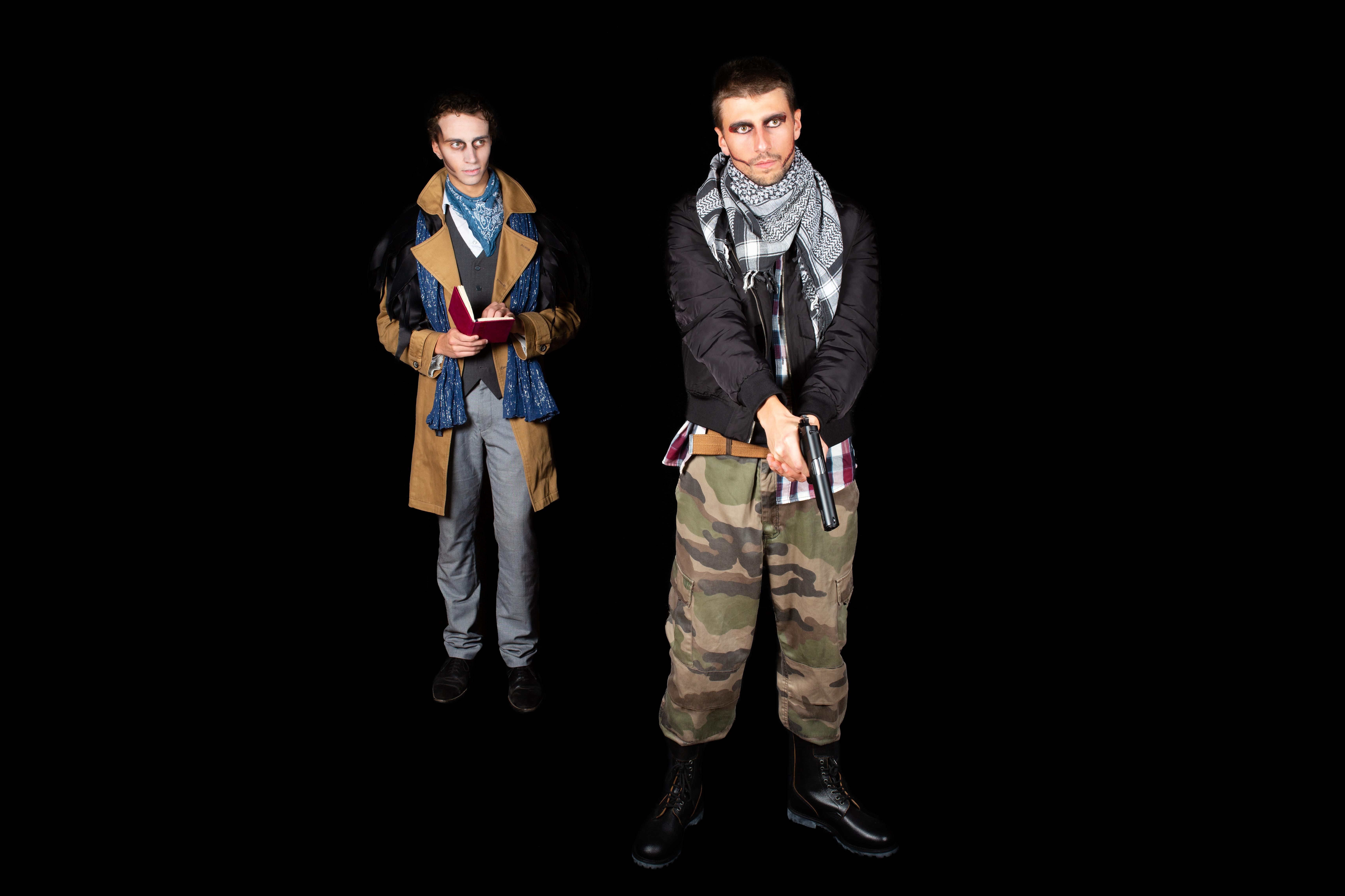 OSIRIS - Marc & Seth