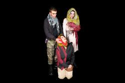 OSIRIS - Seth, Dalila & Isis