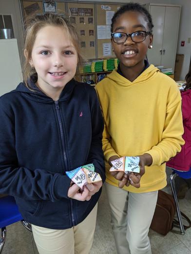 4th Grade Multiplication Catchers