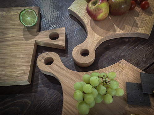 Cumbrian Oak Chopping Boards