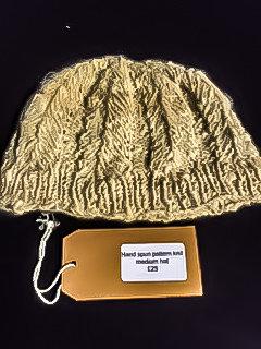 Patterned hat (medium)