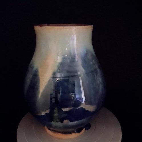 Triple Glazed Vase