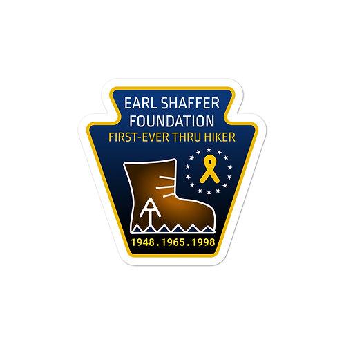 Earl Shaffer Foundation Sticker