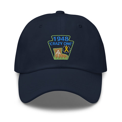 "Annual Members - Classic Dad Hat - 1948 ""The Crazy One"""