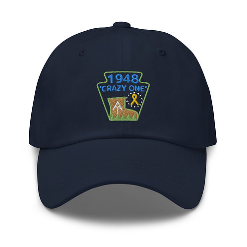 "Classic Dad Hat - 1948 ""The Crazy One"""