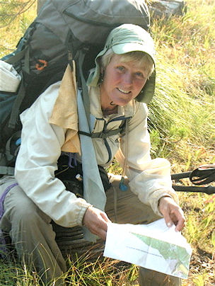 sanne bagby earl shaffer foundation appalachian trail thru hiking backpacking long distance hiking american hiker woman