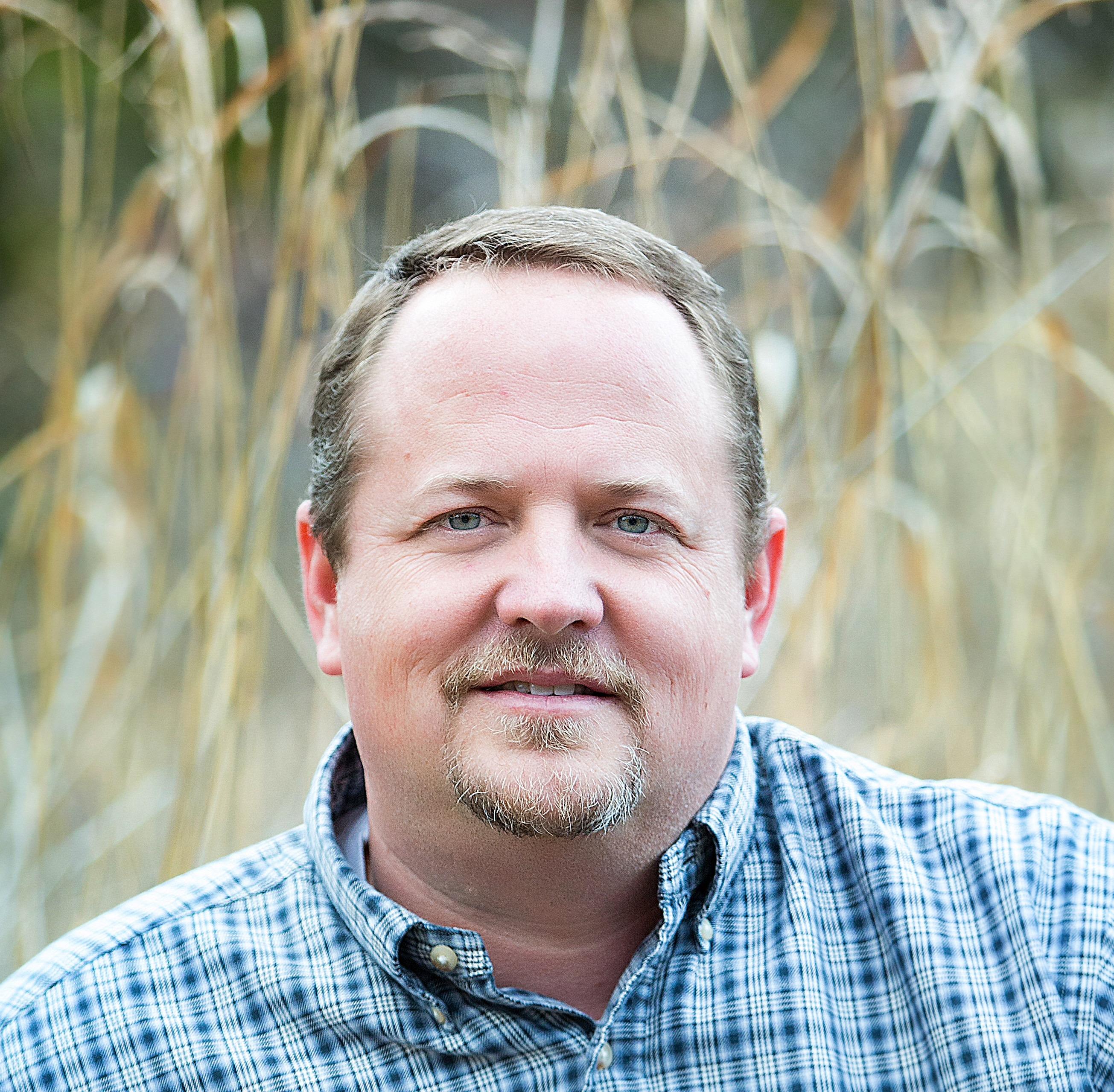 Darin Pound - Senior Pastor