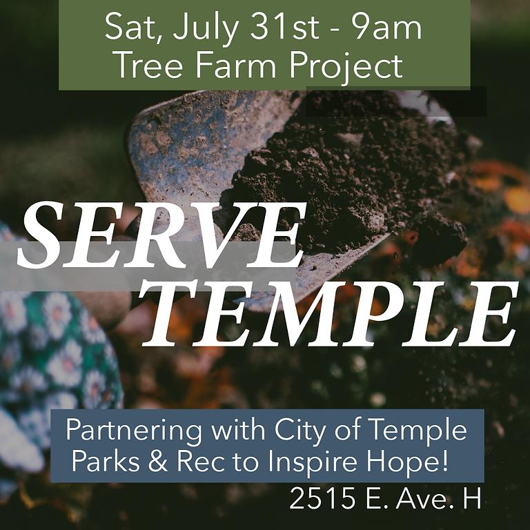 Serve Temple