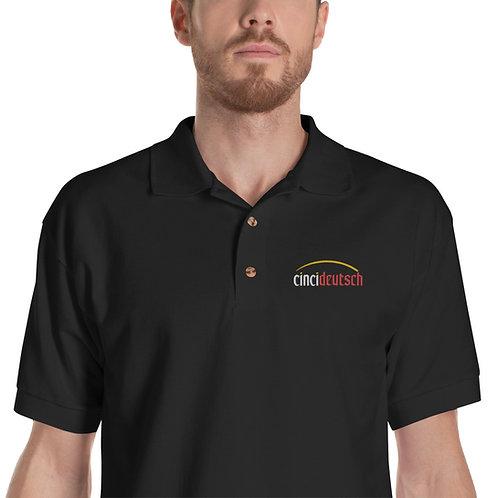 Cincideutsch Embroidered Polo Shirt