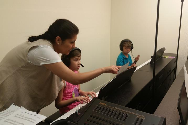 Group Piano