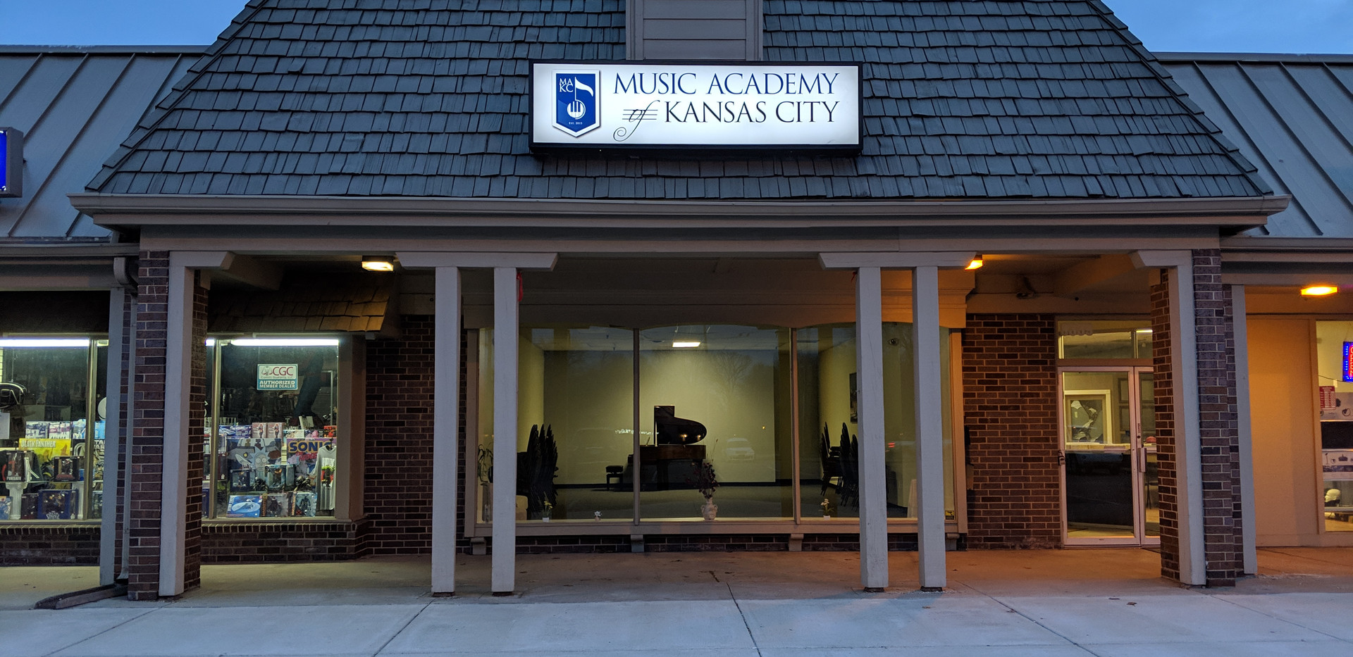 Music Academy of Kansas City