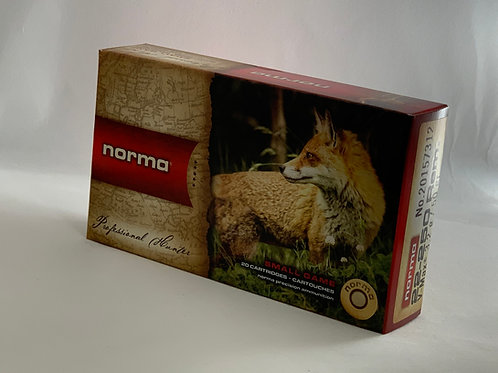 Norma V-MAX 22/250 - Pack of 20