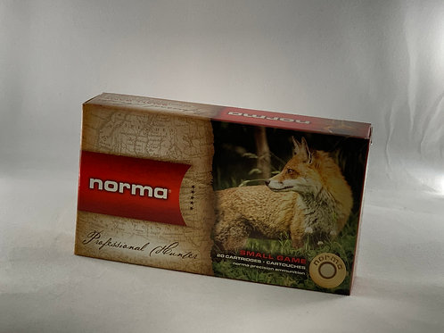 Norma V-MAX 222 - Pack of 20