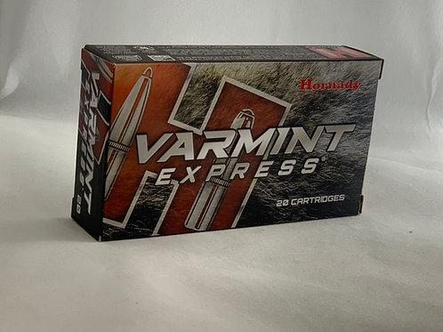 Hornady Varmint Express V-MAX 6.5 Creedmoor - Pack of 20