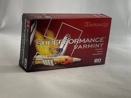 Hornady Super Performance 243 - Pack of 20