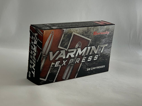 Hornady Varmint Express 22/250 - Pack of 20