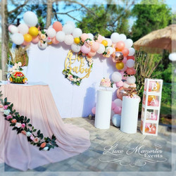 Oh Baby - Elegant Baby Shower