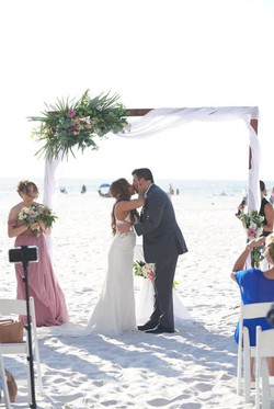 Sandpearl Resort Wedding