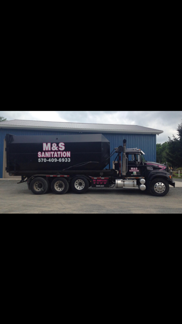 M&S Container Service