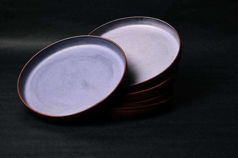 Assiette céramique LOT DE 6