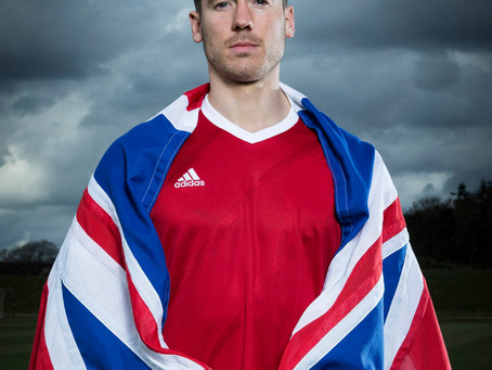 FINALIST OF GLOUCESTERSHIRE'S DISABILITY SPORTS PERFORMER OF THE YEAR