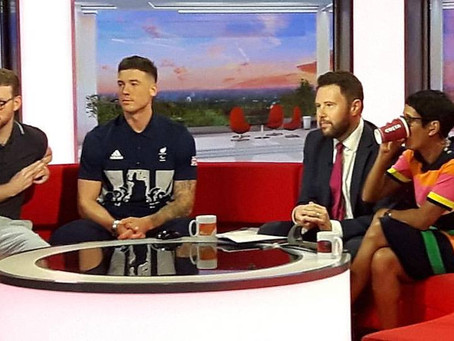 THE BREAKFAST SHOW ON BBC1