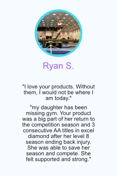 Testimonial Ryan S
