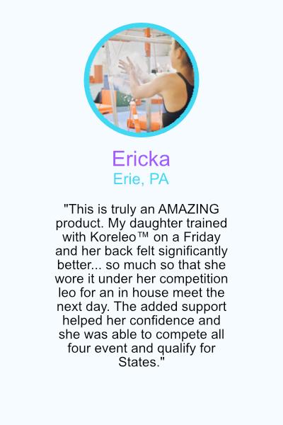 Testimonial Ericka