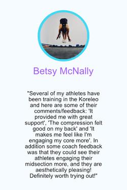 Testimonial Betsy