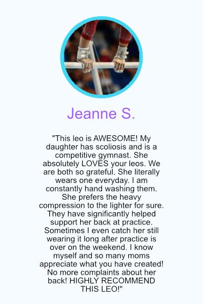 Testimonial Jeanne
