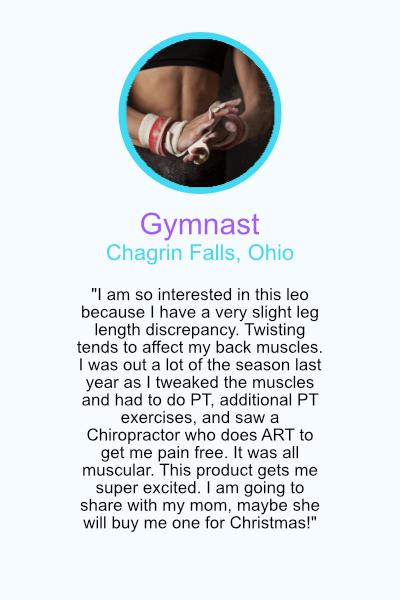 Testimonial Gymnast_Chargin Falls
