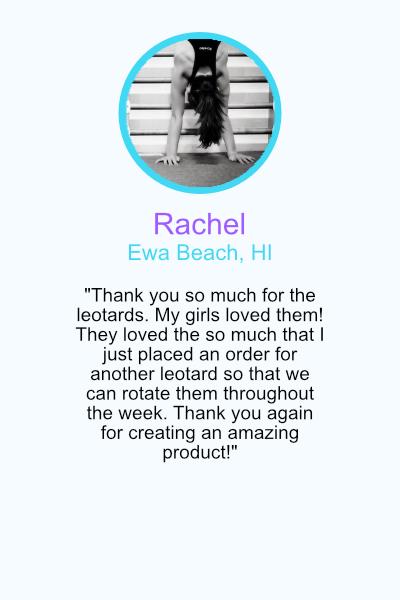 Testimonial Rachel